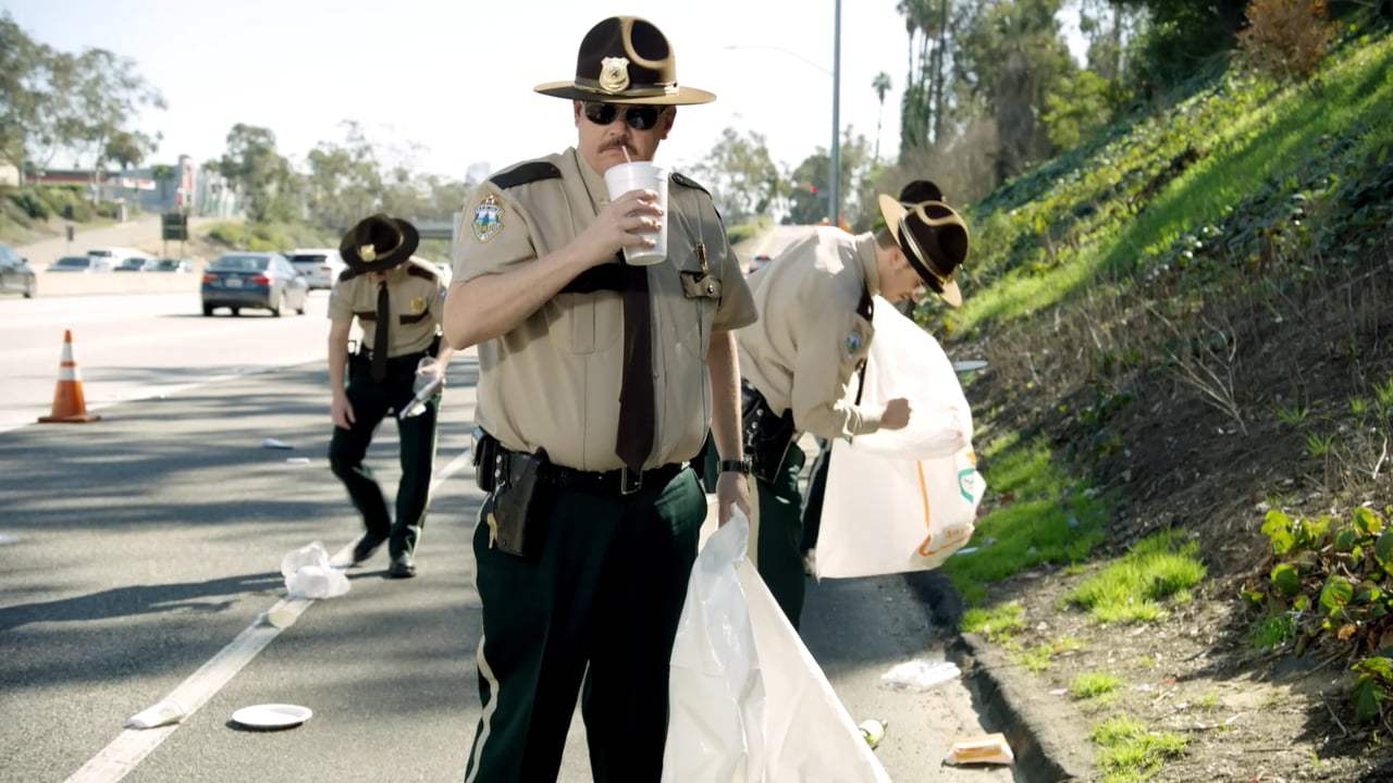 Super Troopers 2 Viral - Adopt a Highway (2018)