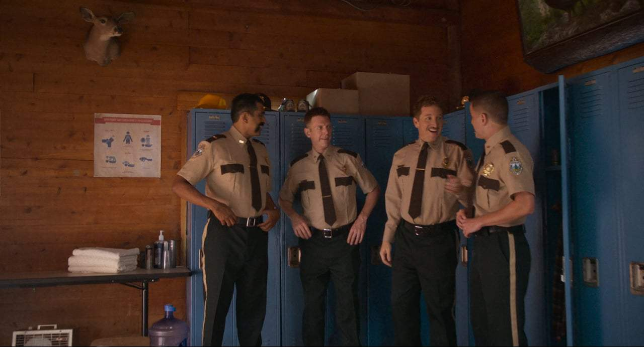 Super Troopers 2 (2018) - Back in Business