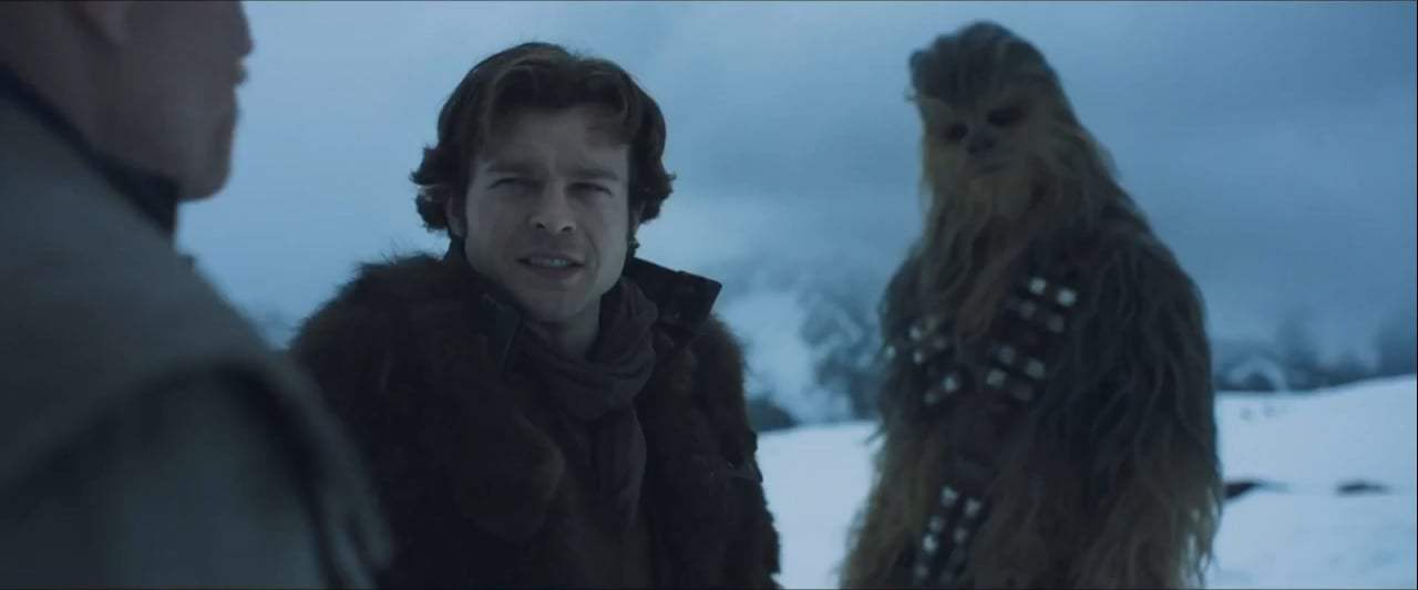 Solo: A Star Wars Story TV Spot - Pilot (2018)
