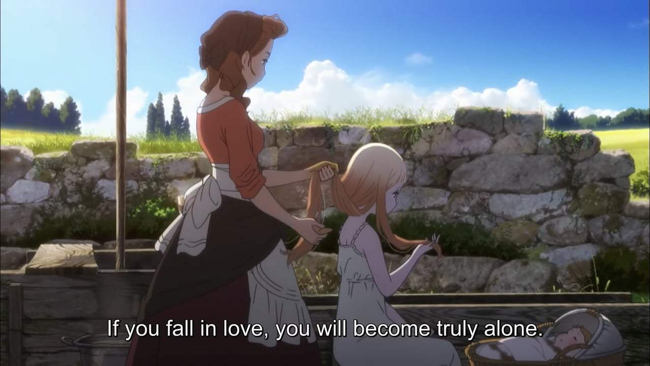 Maquia: When the Promised Flower Blooms Trailer (2018)