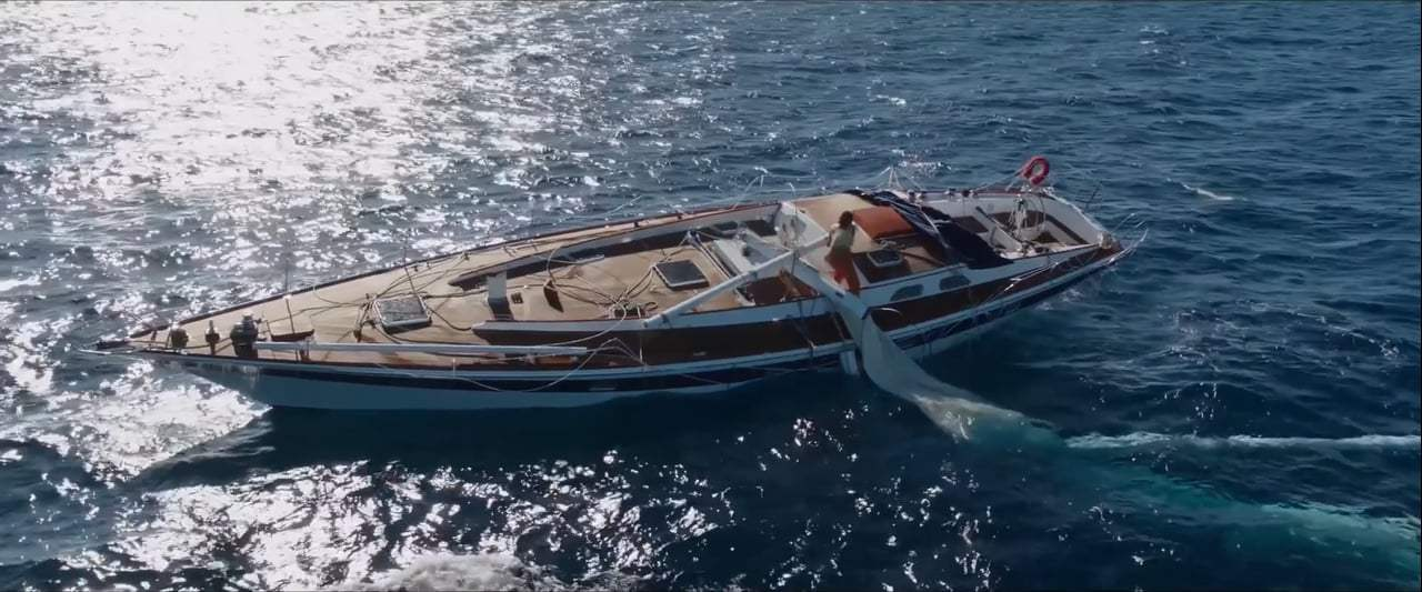Adrift Theatrical Trailer (2018)
