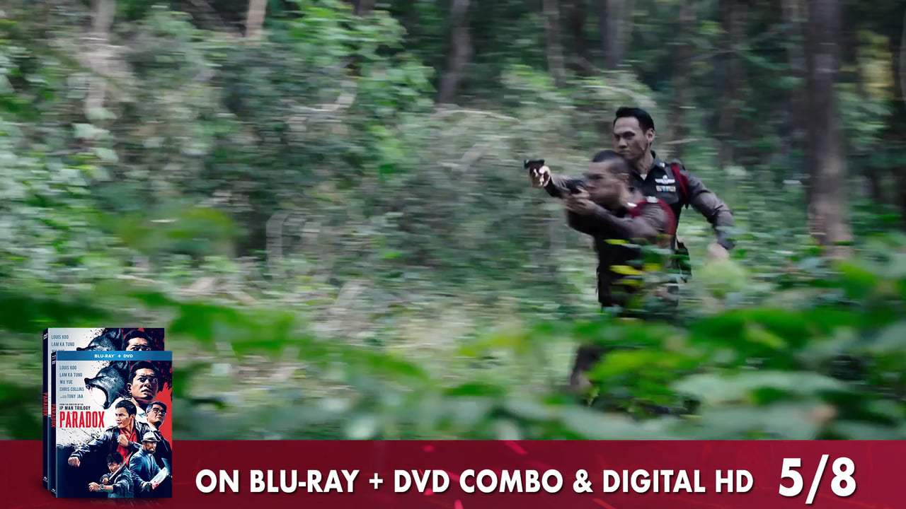 Paradox TV Spot - On Blu-Ray (2018)