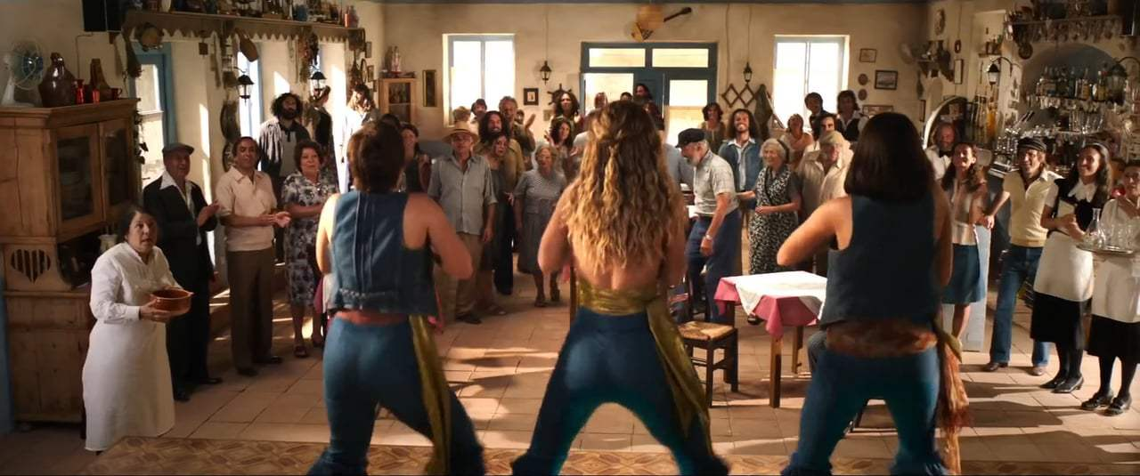 Mamma Mia! Here We Go Again Feature Trailer (2018)
