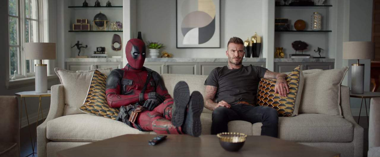 Deadpool 2 Viral - With Apologies to David Beckham (2018)