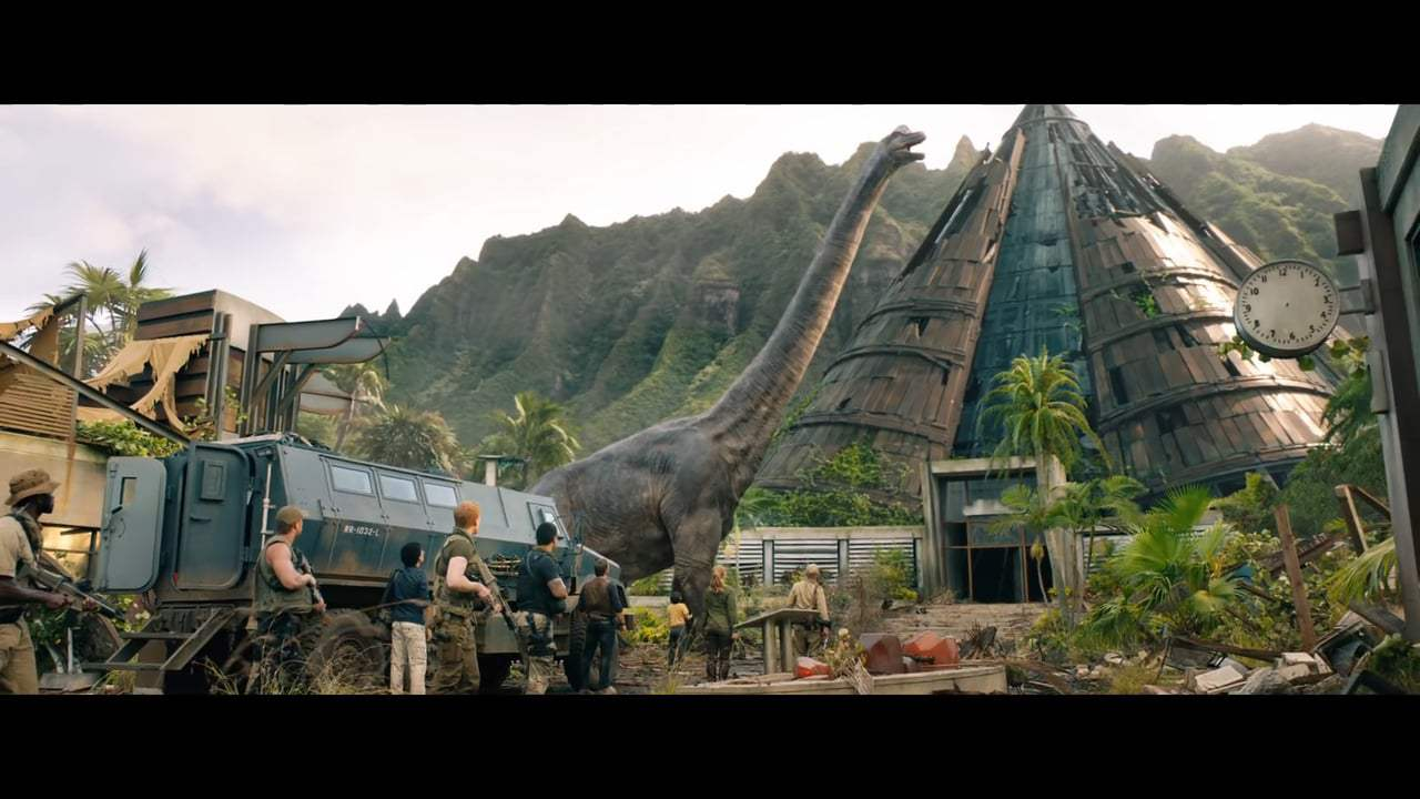 Jurassic World: Fallen Kingdom TV Spot - Welcome (2018)