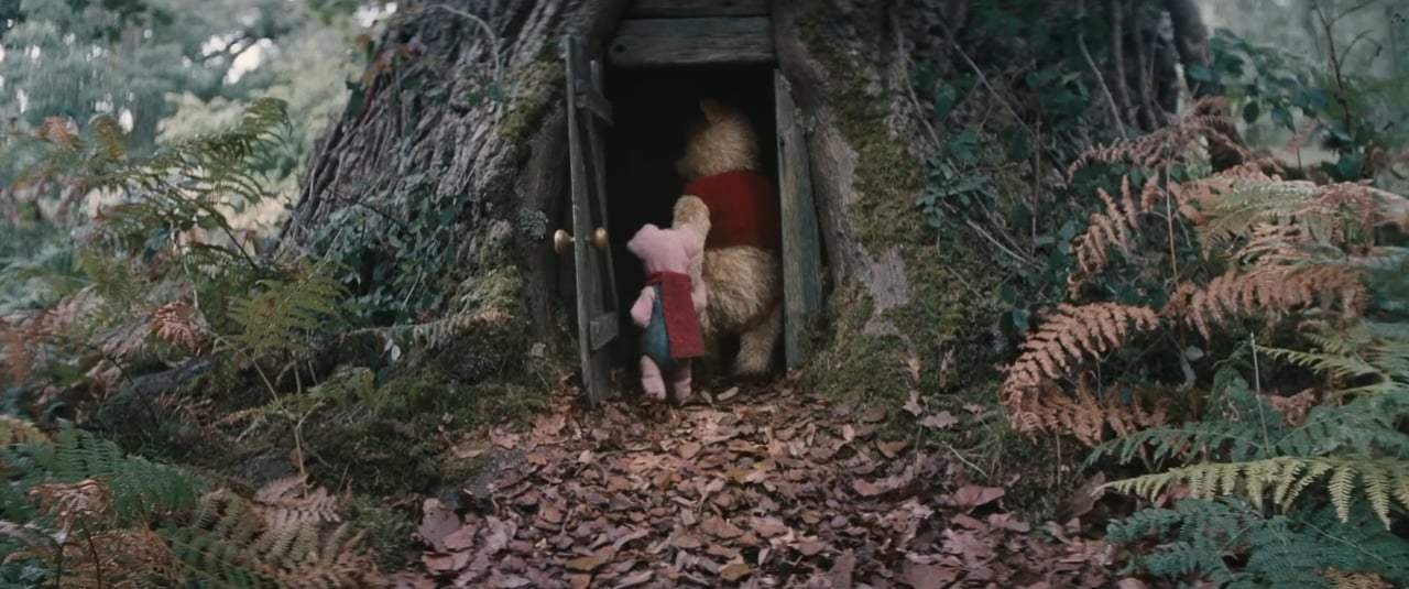 Christopher Robin Trailer (2018)