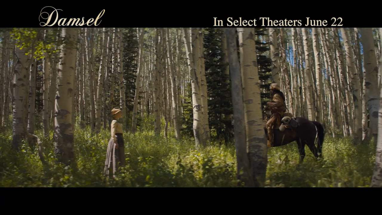 Damsel TV Spot - Knuckleball (2018)