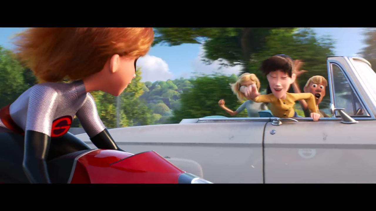 The Incredibles 2 Featurette - Back in Action (2018)