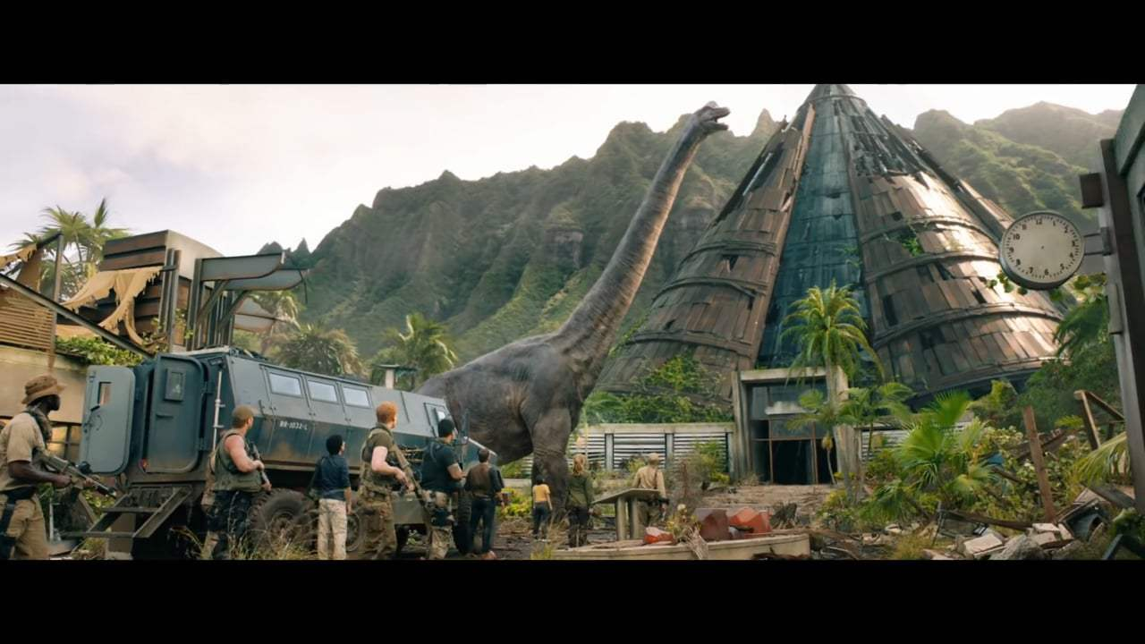 Jurassic World: Fallen Kingdom TV Spot - Awesome (2018)