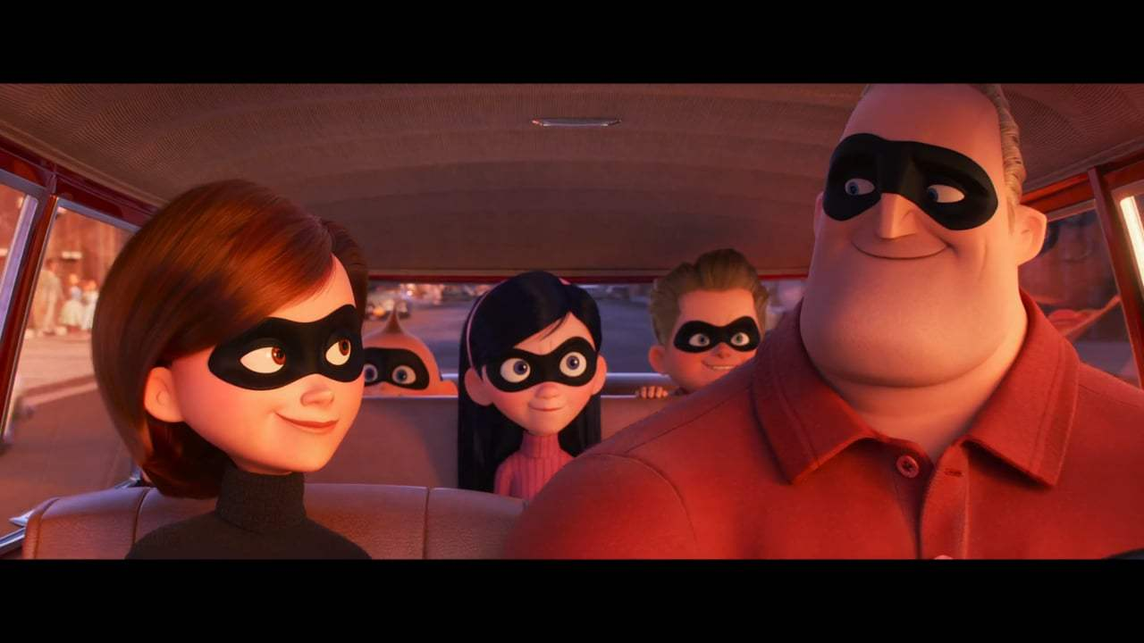 The Incredibles 2 TV Spot - IMAX (Condensed) (2018)