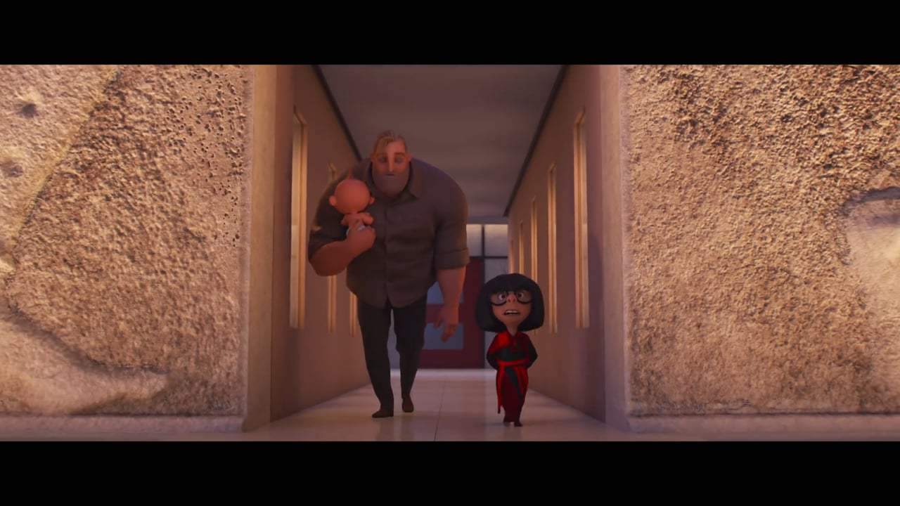 The Incredibles 2 (2018) - Edna