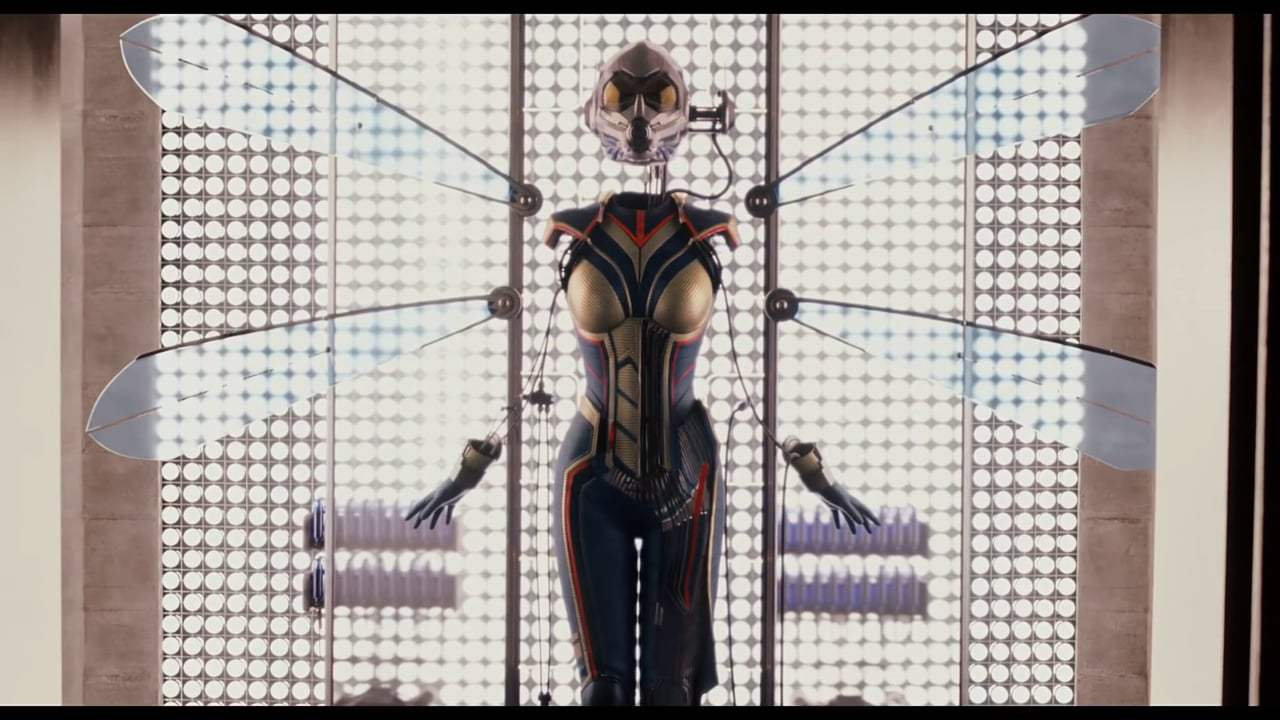 Ant-Man and the Wasp Featurette - Who is Wasp? (2018)