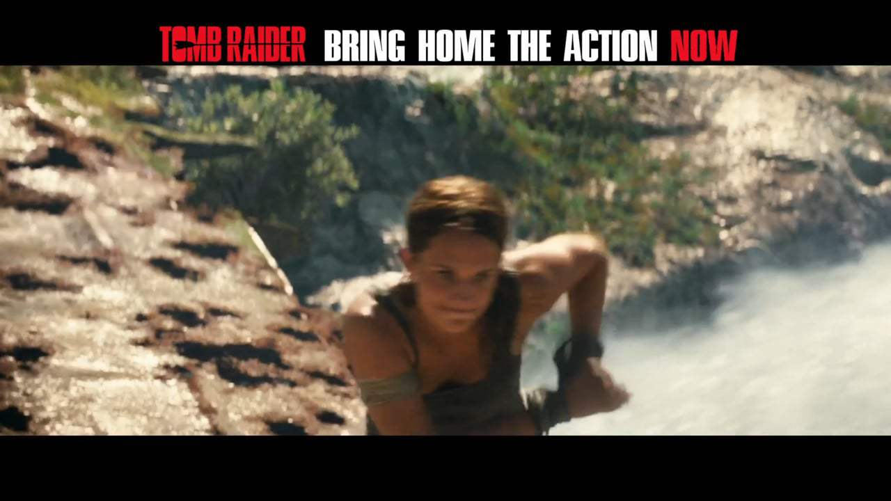 Tomb Raider TV Spot - Rebel (2018)