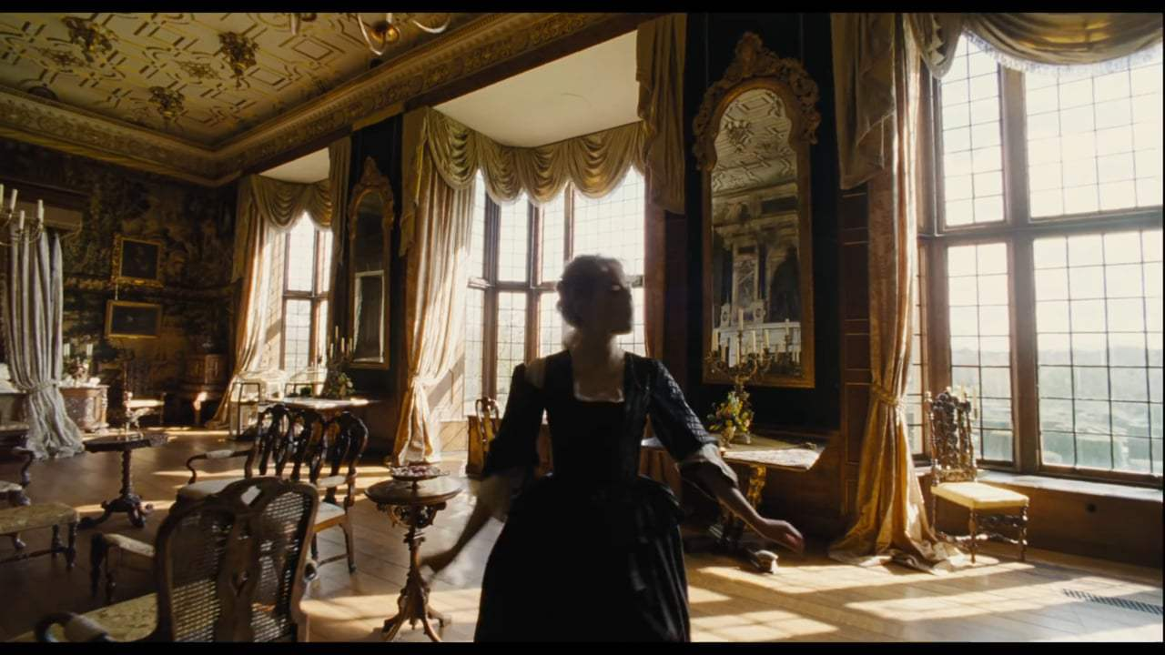 The Favourite Trailer (2018)