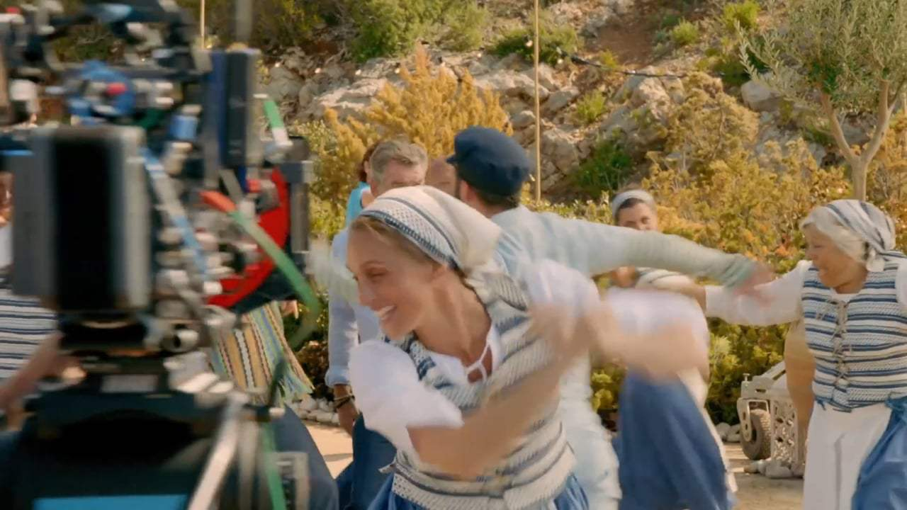 Mamma Mia! Here We Go Again Featurette - Dancing Queen (2018)