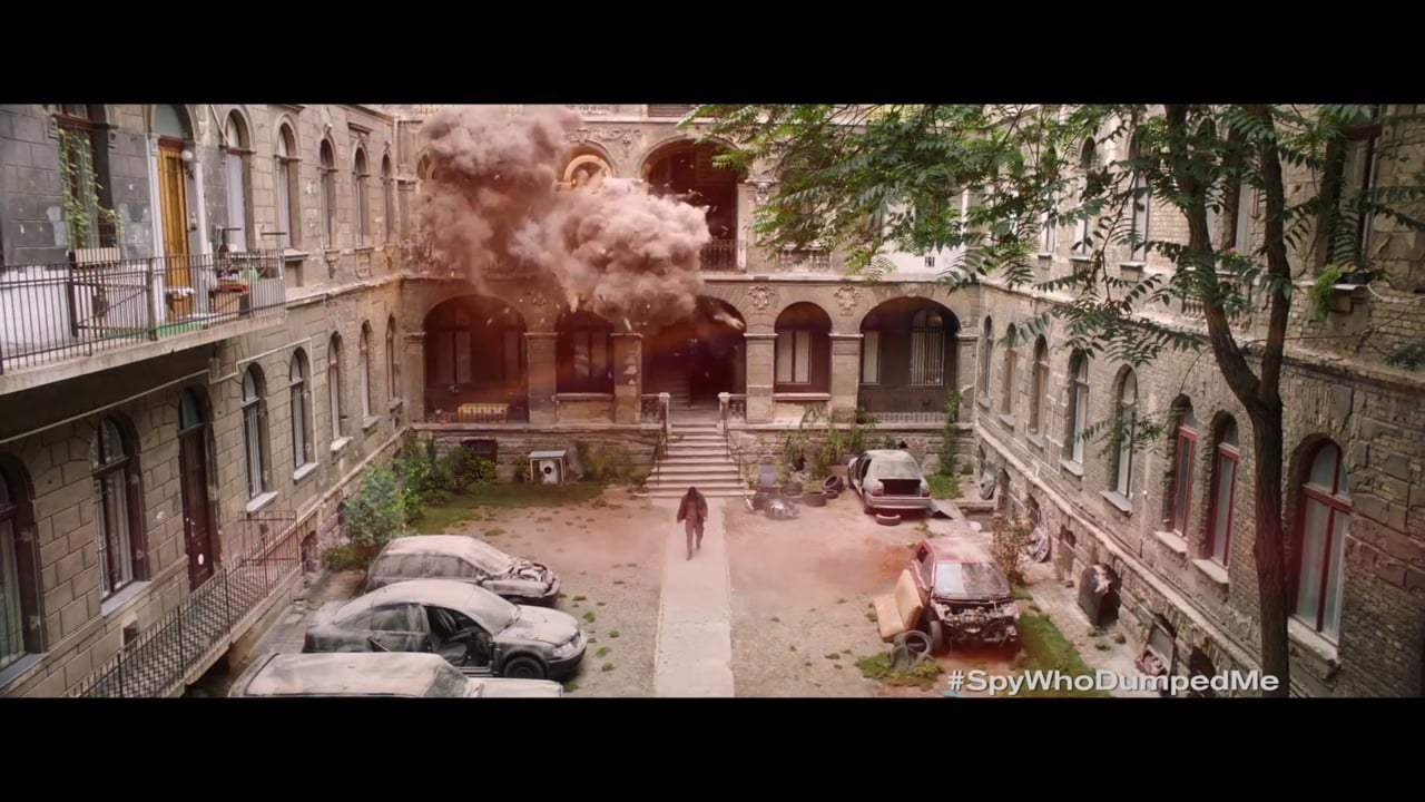 The Spy Who Dumped Me TV Spot - Incredible (2018)