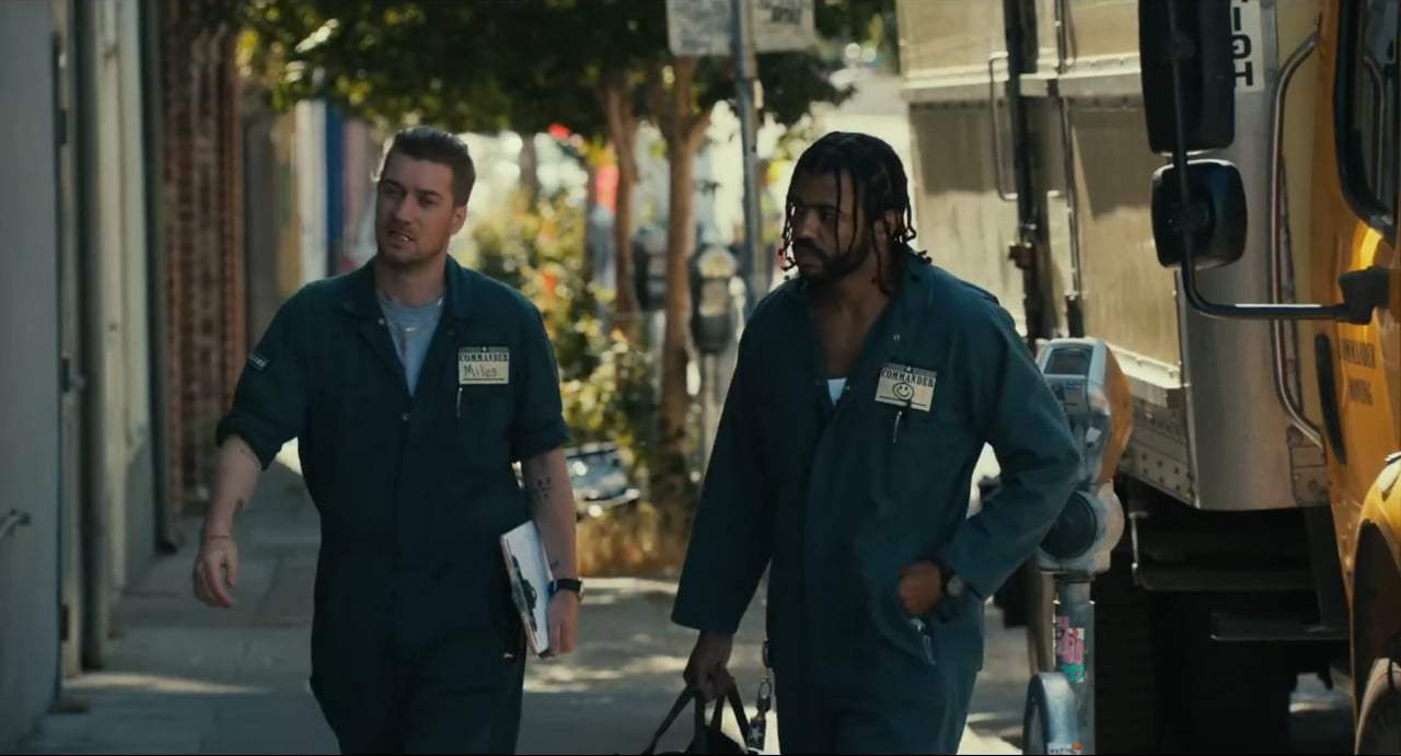 Blindspotting TV Spot - Blind Spot (2018)