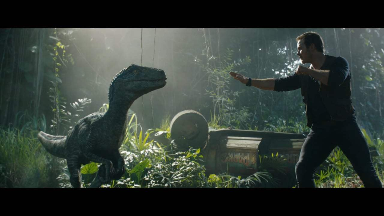 Jurassic World: Fallen Kingdom TV Spot - Off the Island (Condensed) (2018)