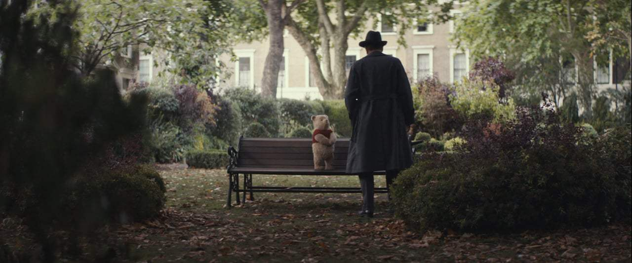 Christopher Robin (2018) - What to Do