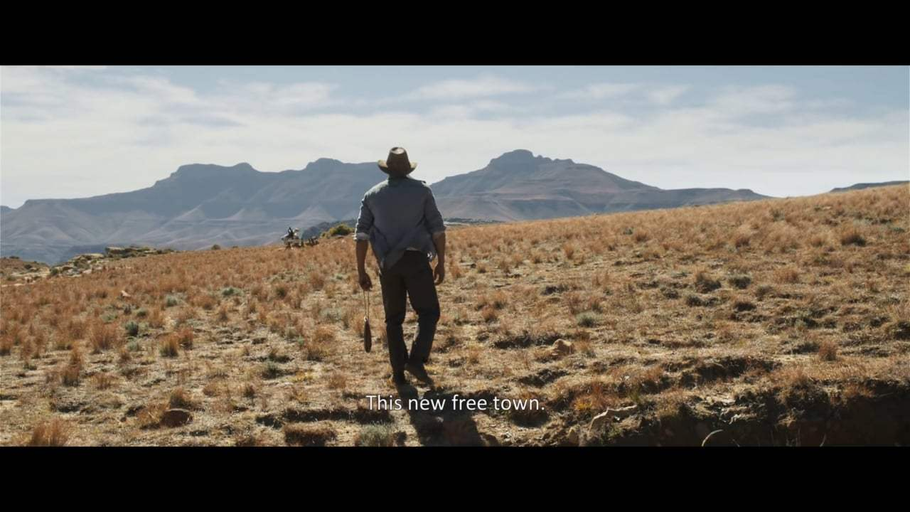 Five Fingers for Marseilles Theatrical Trailer (2018)