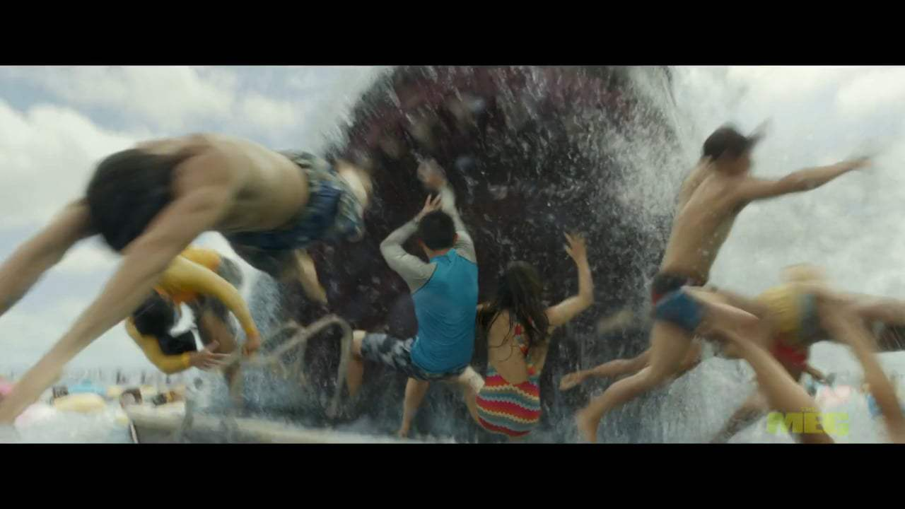 The Meg Crazy Trailer (2018)