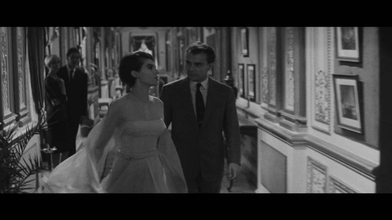 Last Year at Marienbad Trailer (1962)