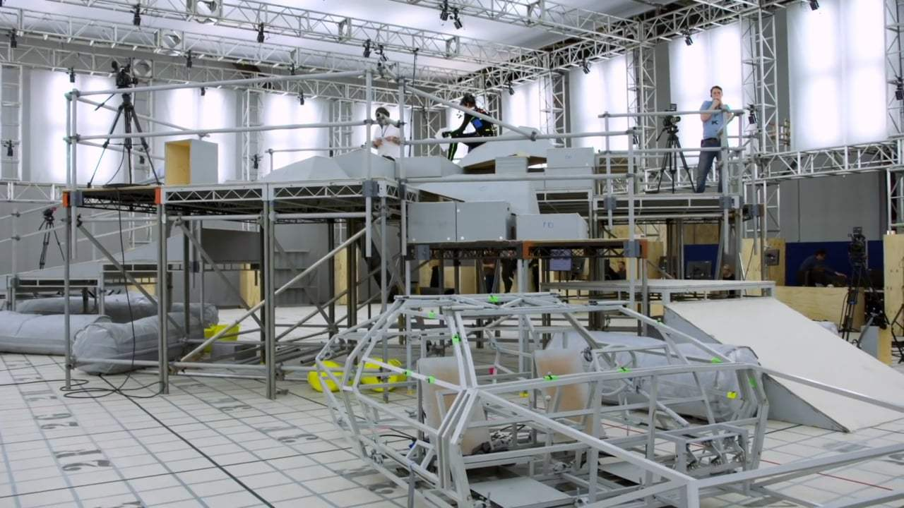 Ready Player One Featurette - Motion Capture (2018)