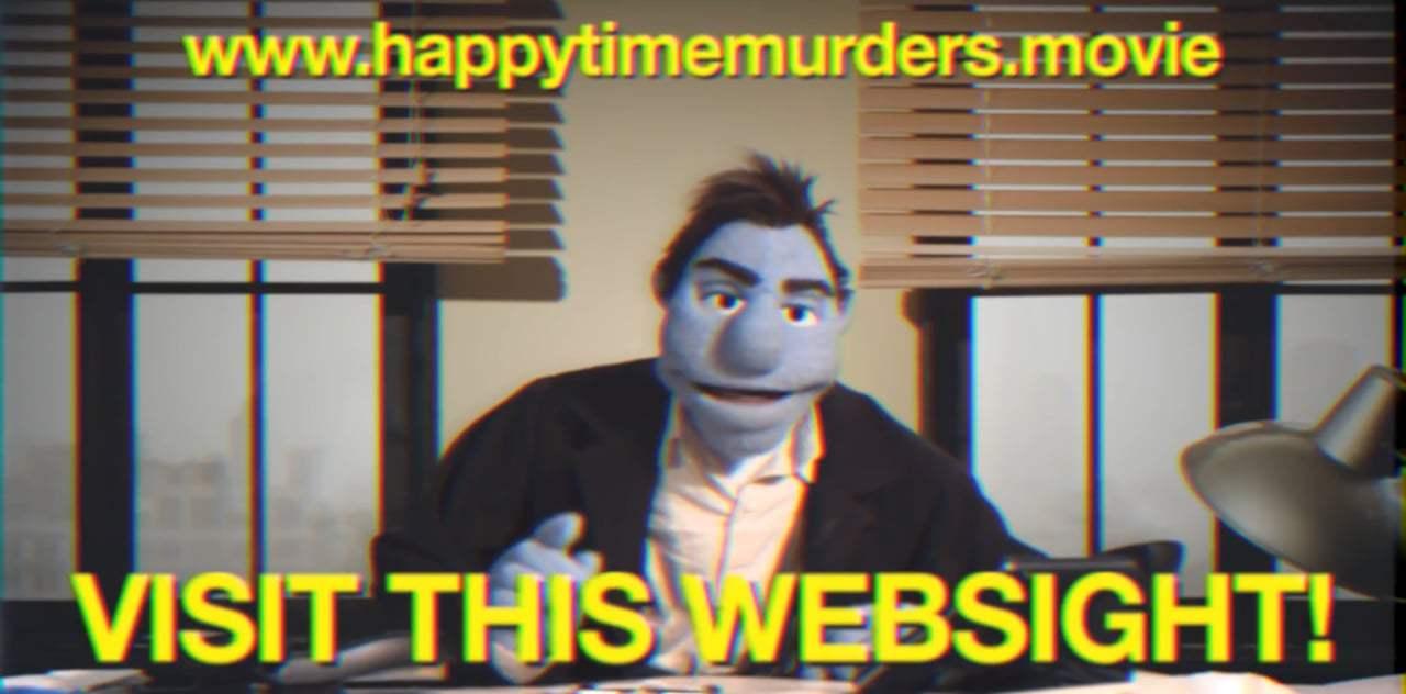 The Happytime Murders Viral Pi Infomercial 2018
