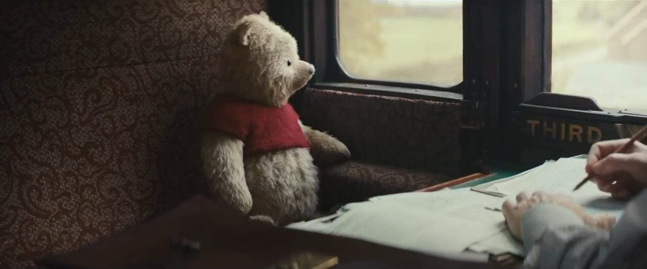Christopher Robin (2018) - Say What You See