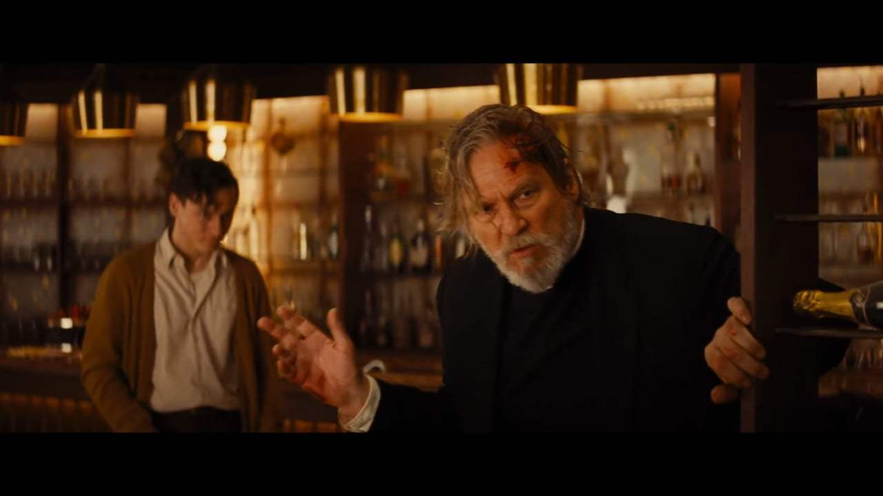 Bad Times at the El Royale Theatrical Trailer (2018)