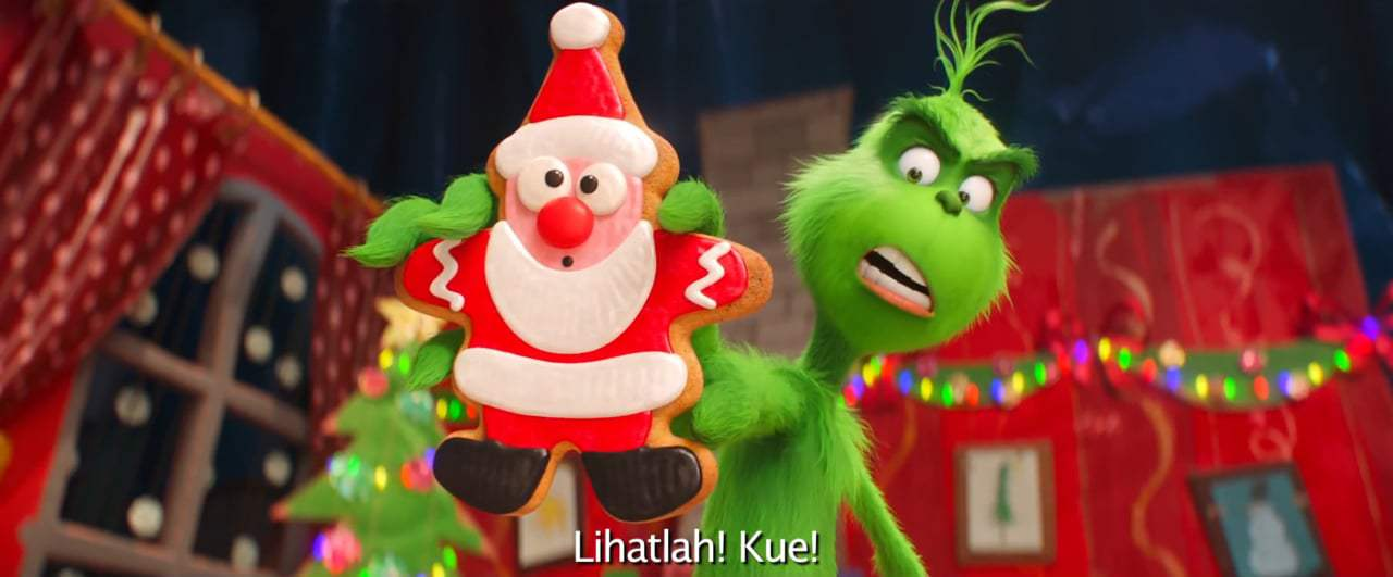 The Grinch Feature International Trailer (2018)