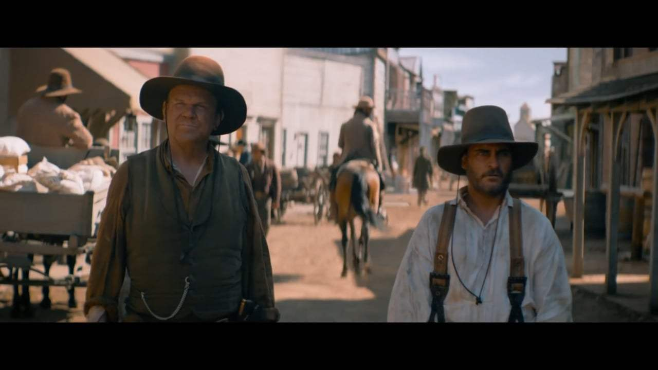 The Sisters Brothers Feature Trailer (2018)