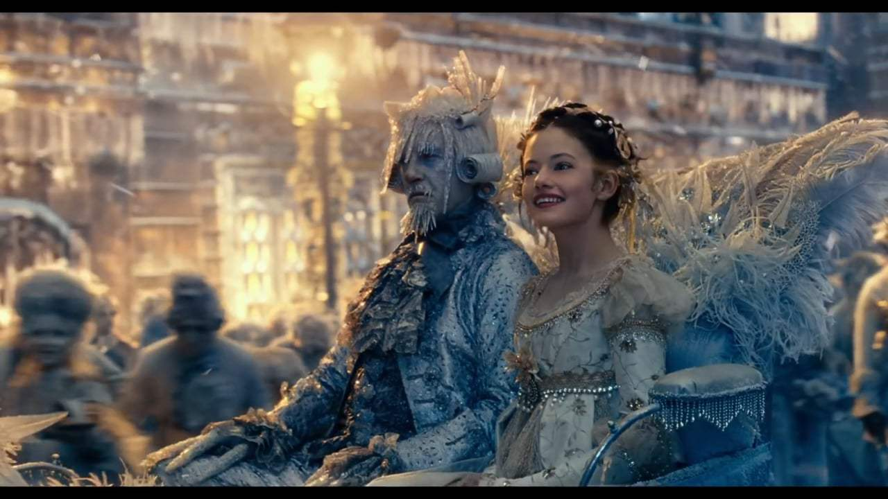 The Nutcracker and the Four Realms TV Spot - Unique (2018)