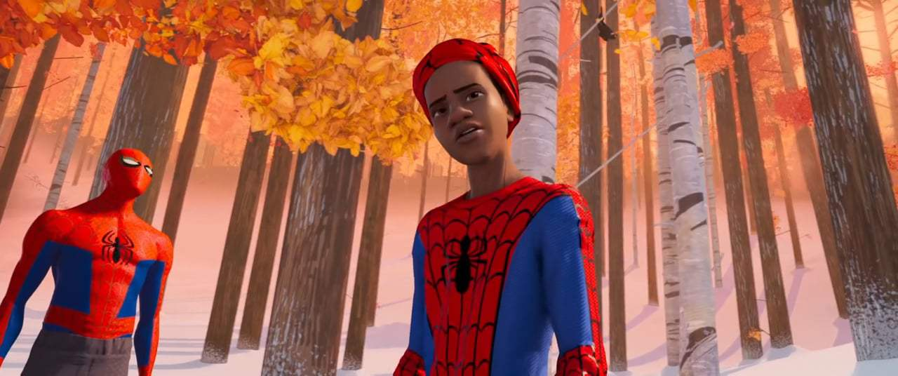 Spider-Man: Into the Spider-Verse Theatrical Trailer (2018)