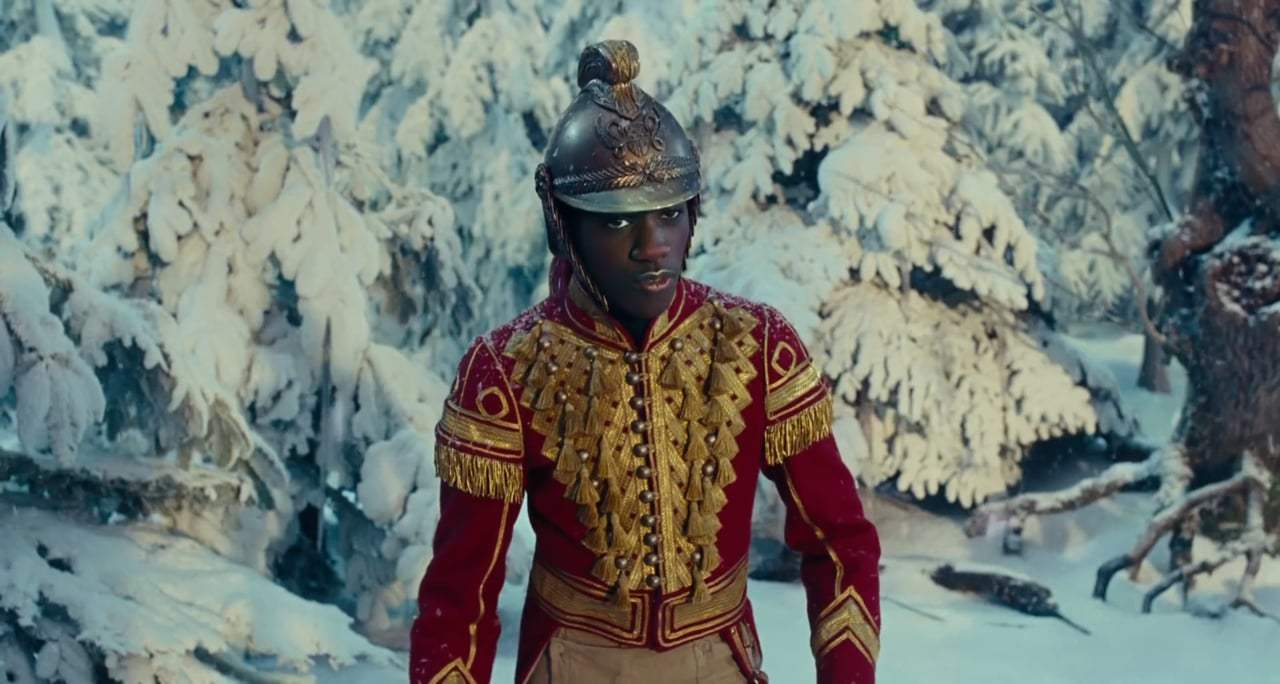 The Nutcracker and the Four Realms TV Spot - Journey (2018)