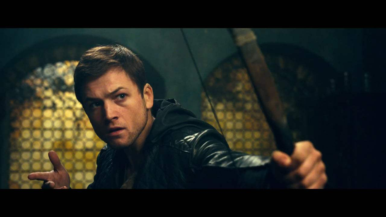Robin Hood (2018) - Training