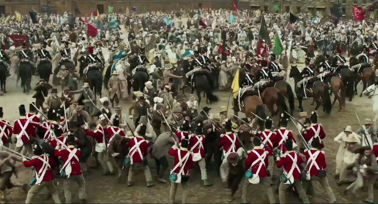 Peterloo TV Spot - Time for Action (2018)