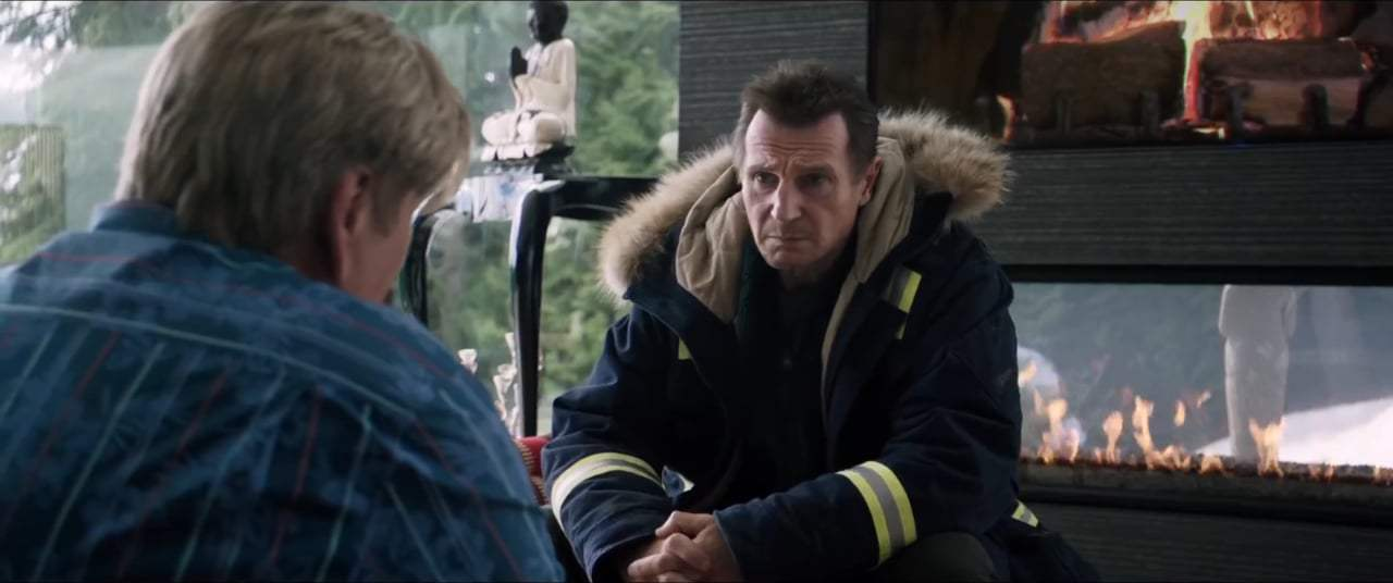 Cold Pursuit Trailer (2019)