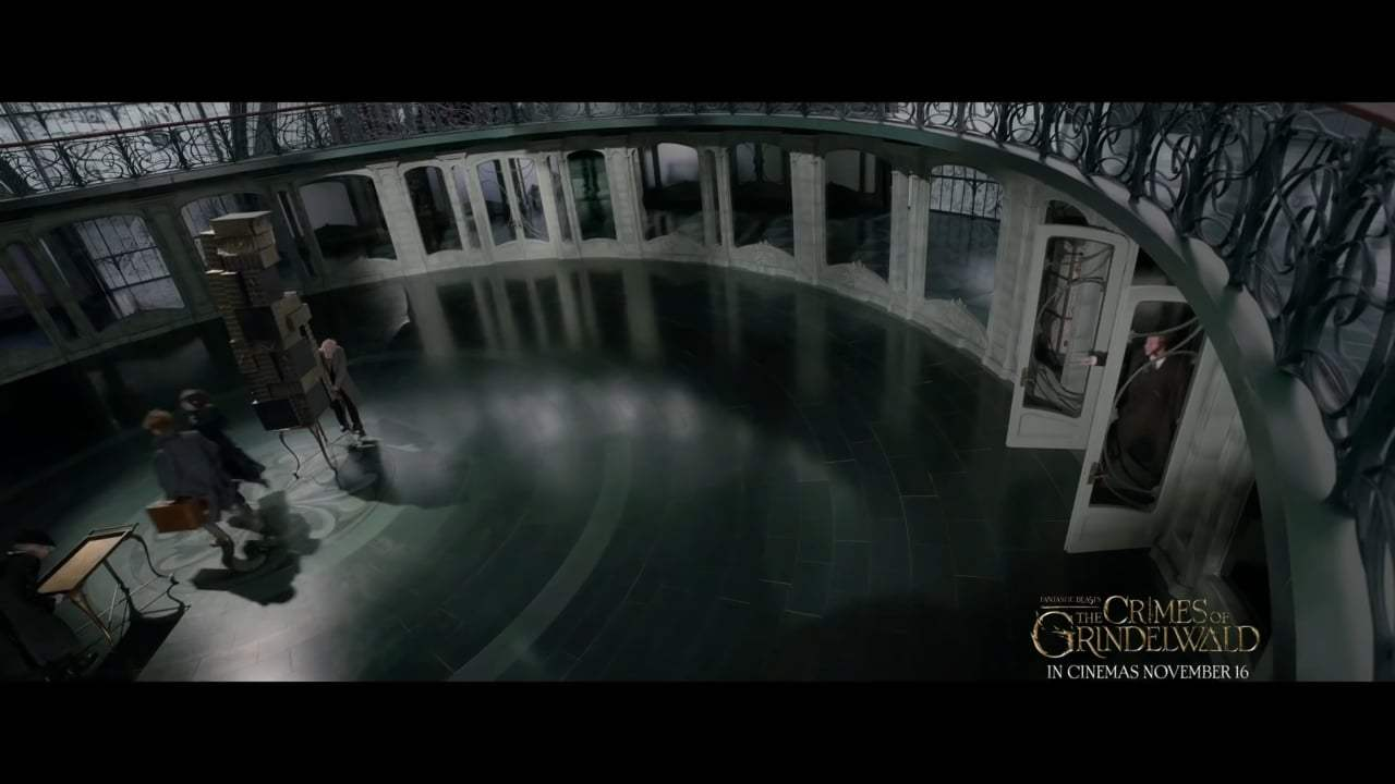 Fantastic Beasts: The Crimes of Grindelwald TV Spot - Hunt (2018)