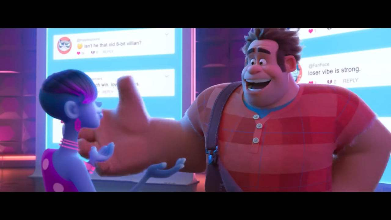Ralph Breaks the Internet: Wreck-It Ralph 2 TV Spot - Happy Birthday Internet (2018)
