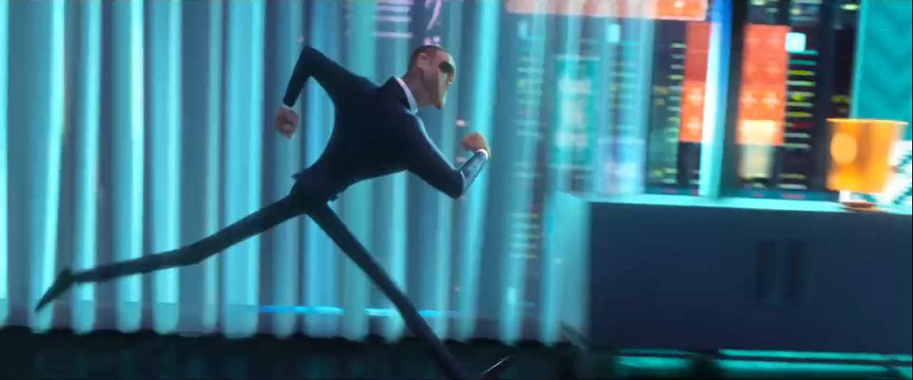Spies in Disguise Trailer (2019)