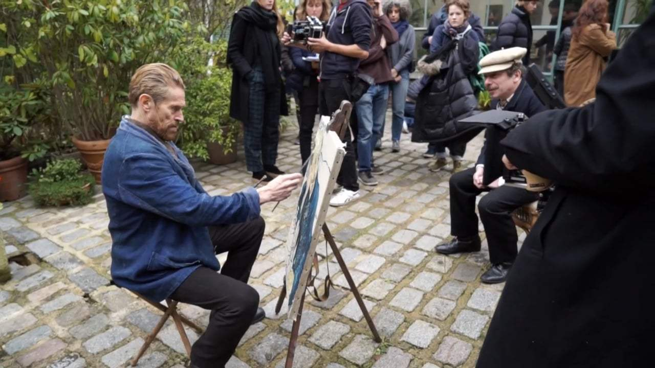 At Eternity's Gate Featurette - The World of Vincent van Gogh (2018)