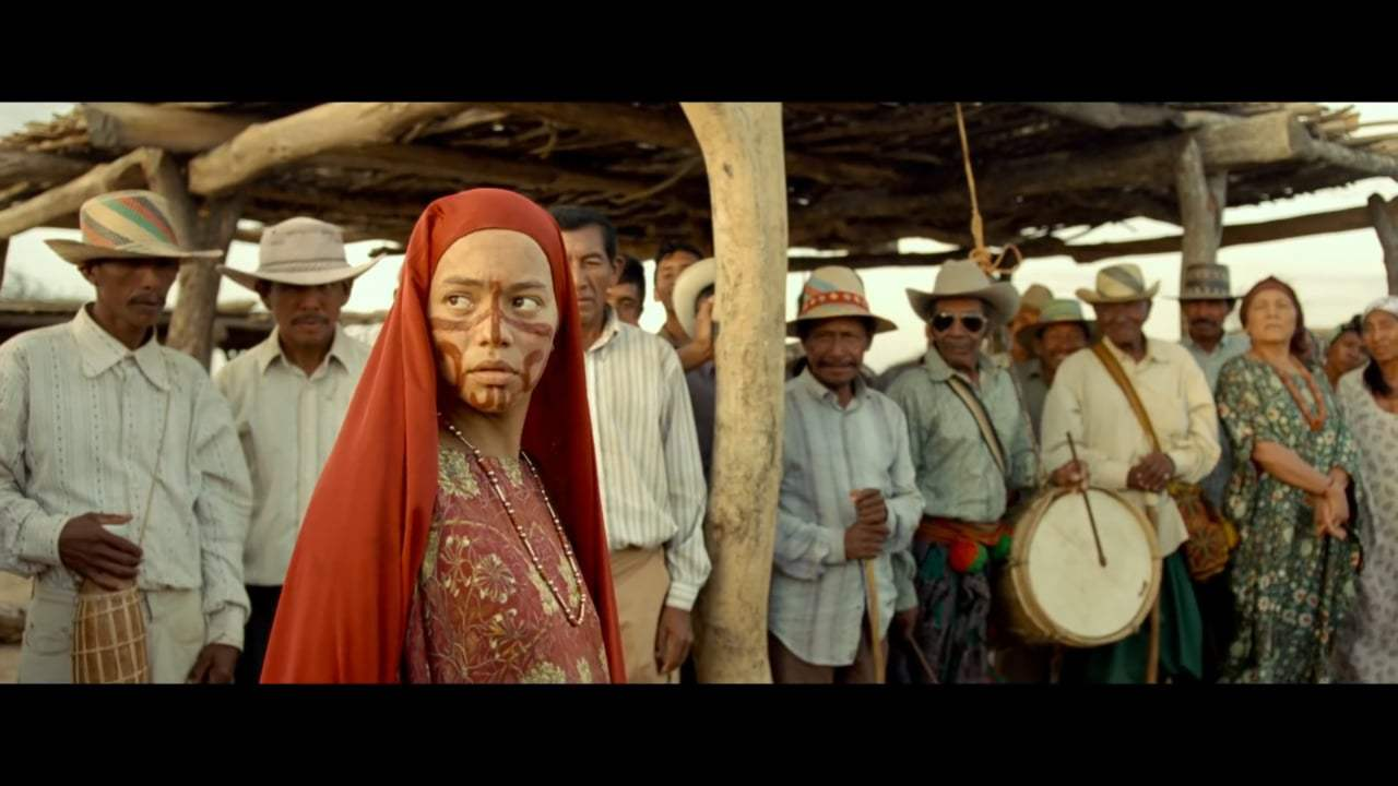 Birds of Passage Trailer (2019)