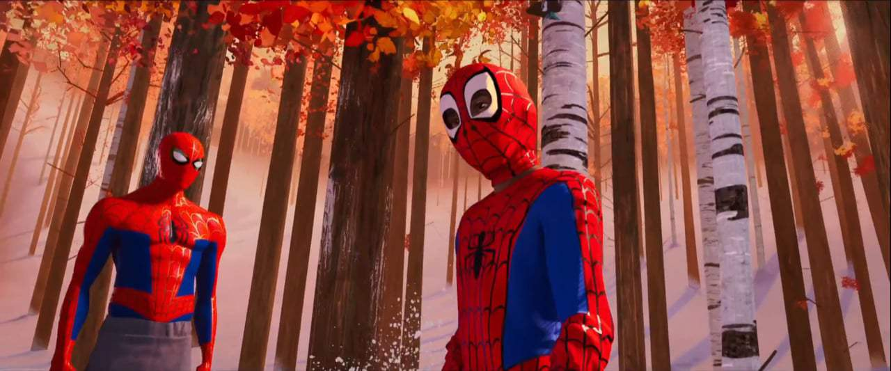 Spider-Man: Into the Spider-Verse TV Spot - Surprise (2018)