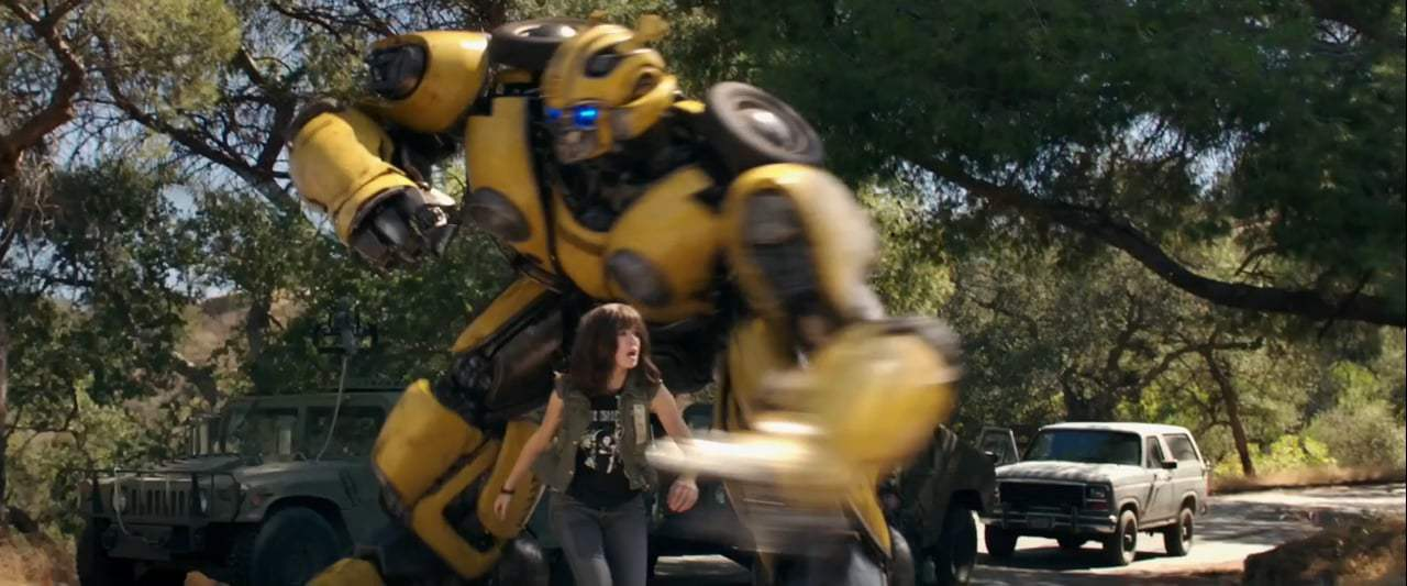Bumblebee TV Spot - Epic II (2018)