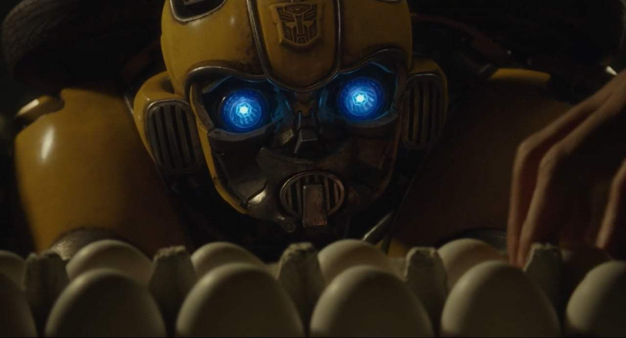 Bumblebee (2018) - TP House