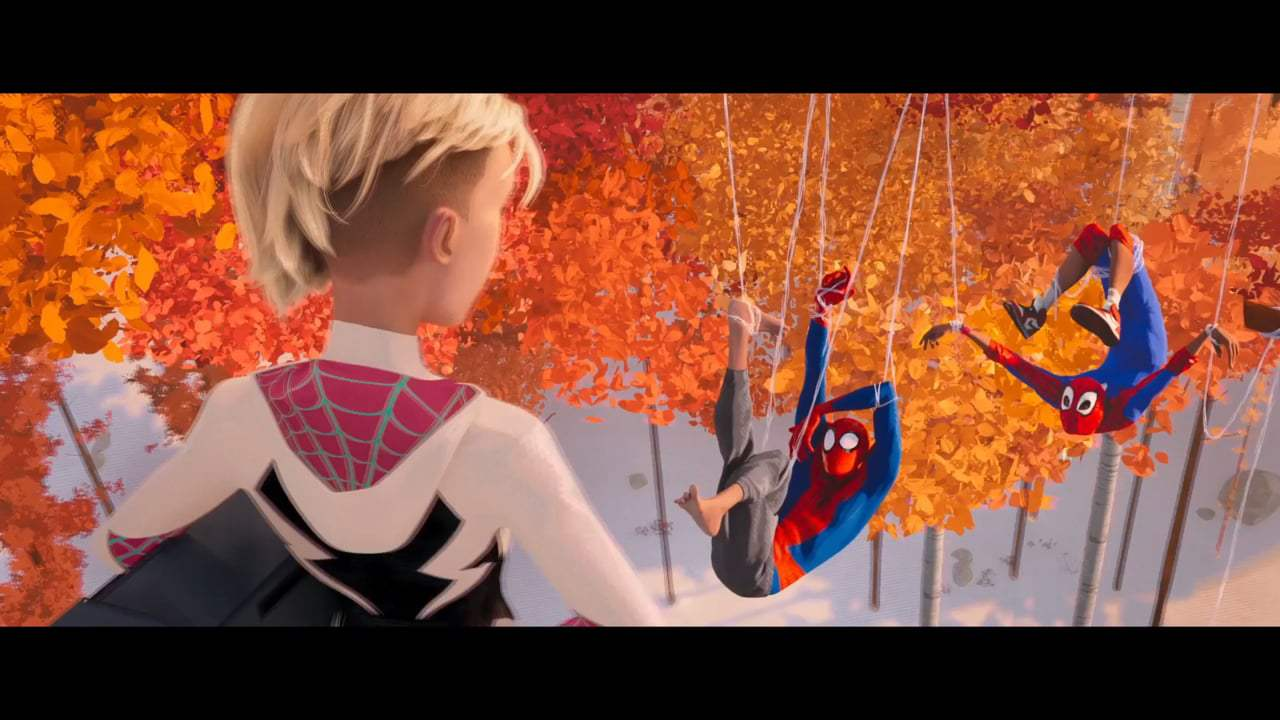 Spider-Man: Into the Spider-Verse Featurette - Behind the Mask (2018)