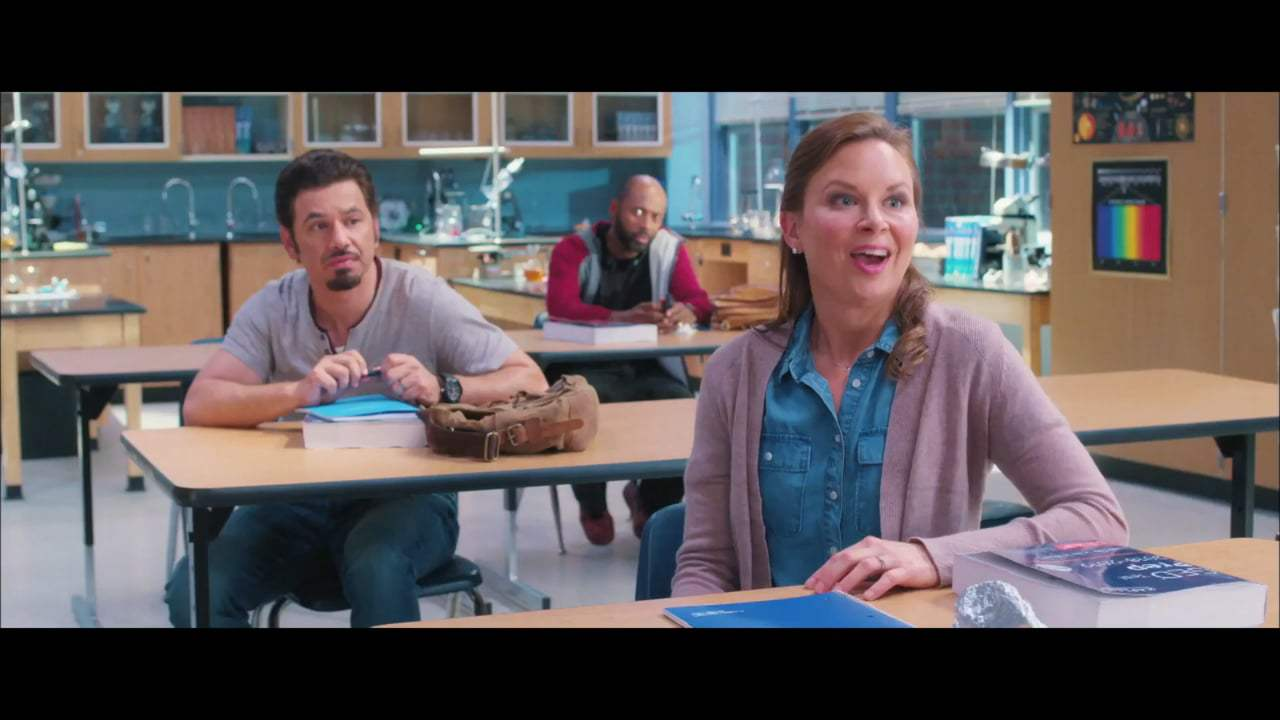 Night School Featurette - Mary Lynn Rajskub (2018)