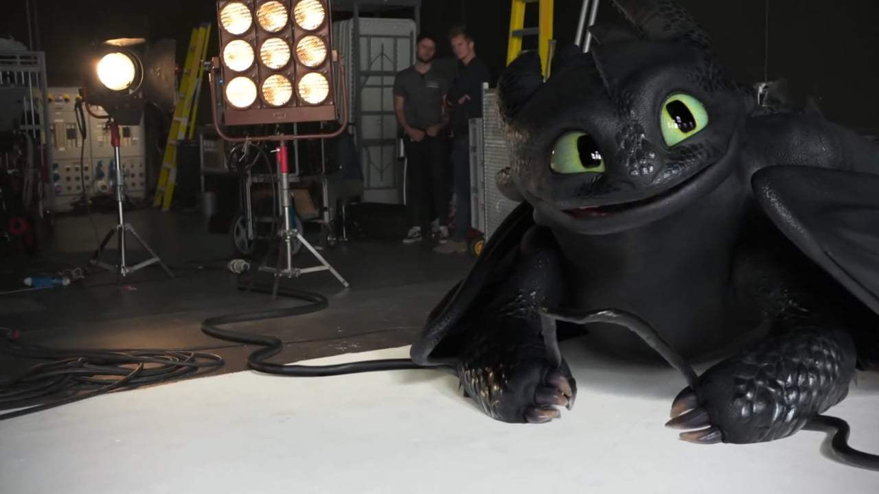 How to Train Your Dragon: The Hidden World Featurette - Lost Audition Tapes (2019)