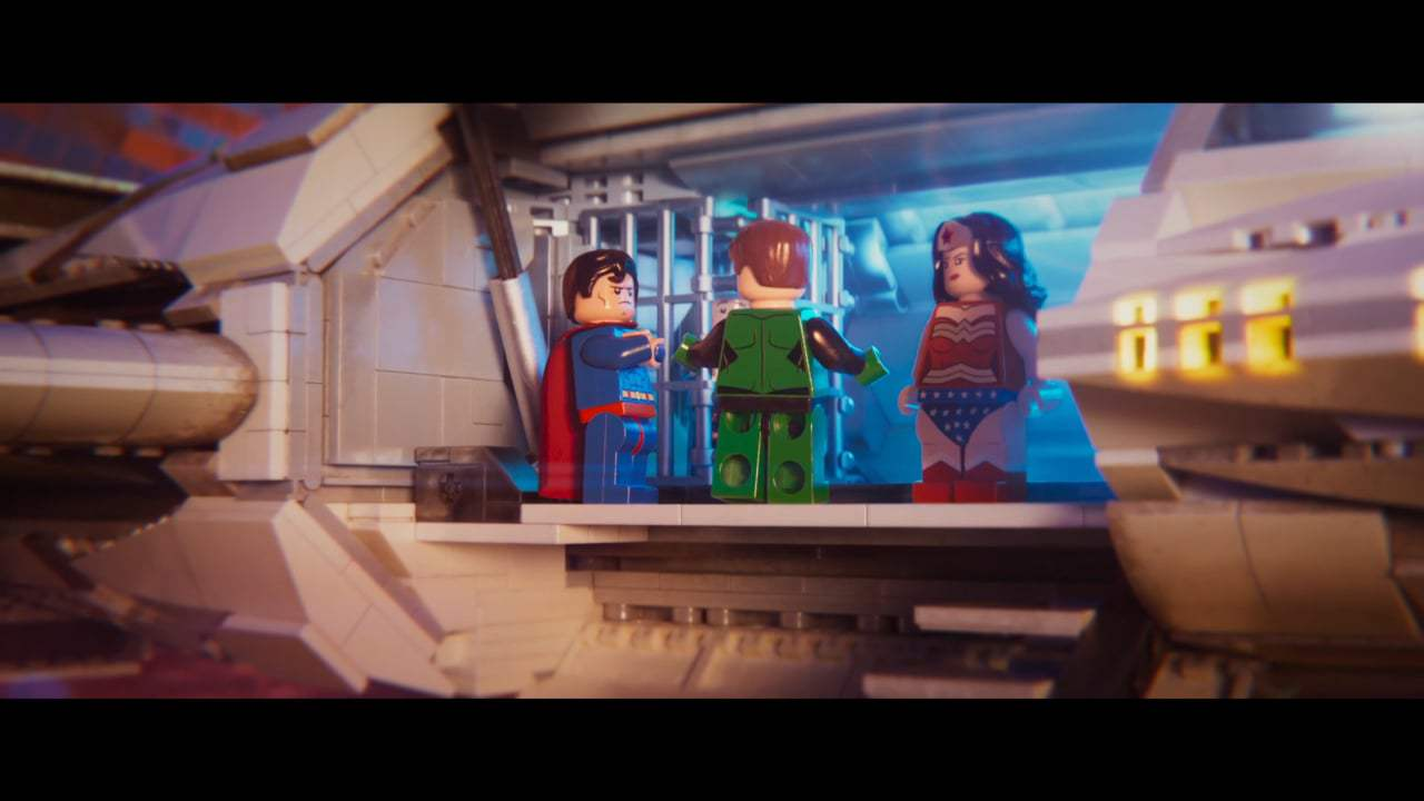 The Lego Movie 2: The Second Part Space Trailer (2019)
